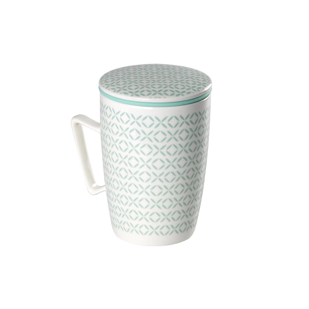 Mug Super Jumbo Creta. Tazas de porcelana Tea Shop®
