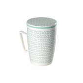 Mug Super Jumbo Creta. Tazze in porcellana Tea Shop®