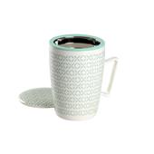 Mug Super Jumbo Creta. Tazas de porcelana Tea Shop® - Ítem1