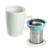 Mug Super Jumbo Creta. Tazas de porcelana Tea Shop® - Ítem2
