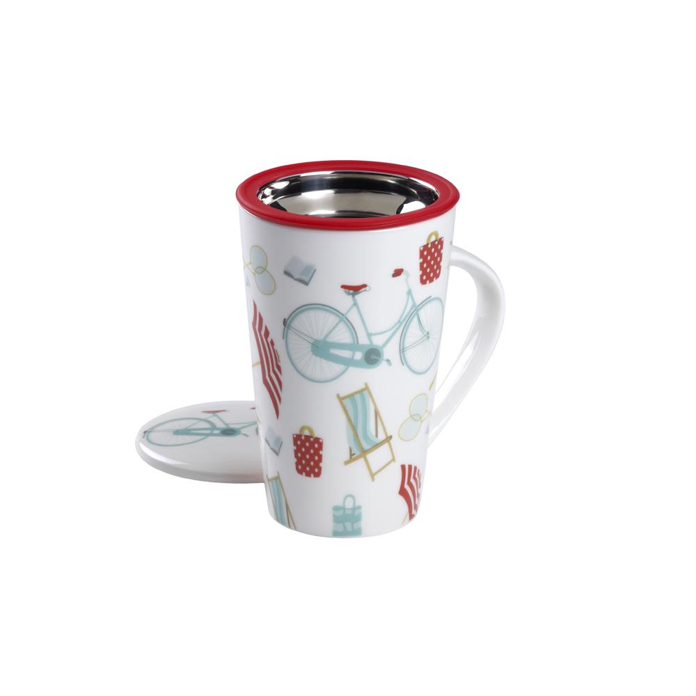 Mug Smart Sicilia. Tazas de porcelana Tea Shop® - Ítem1
