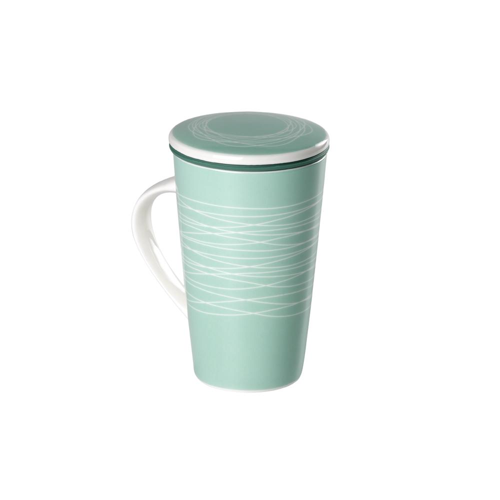 Mug Smart Maldivas. Tazas de porcelana Tea Shop®