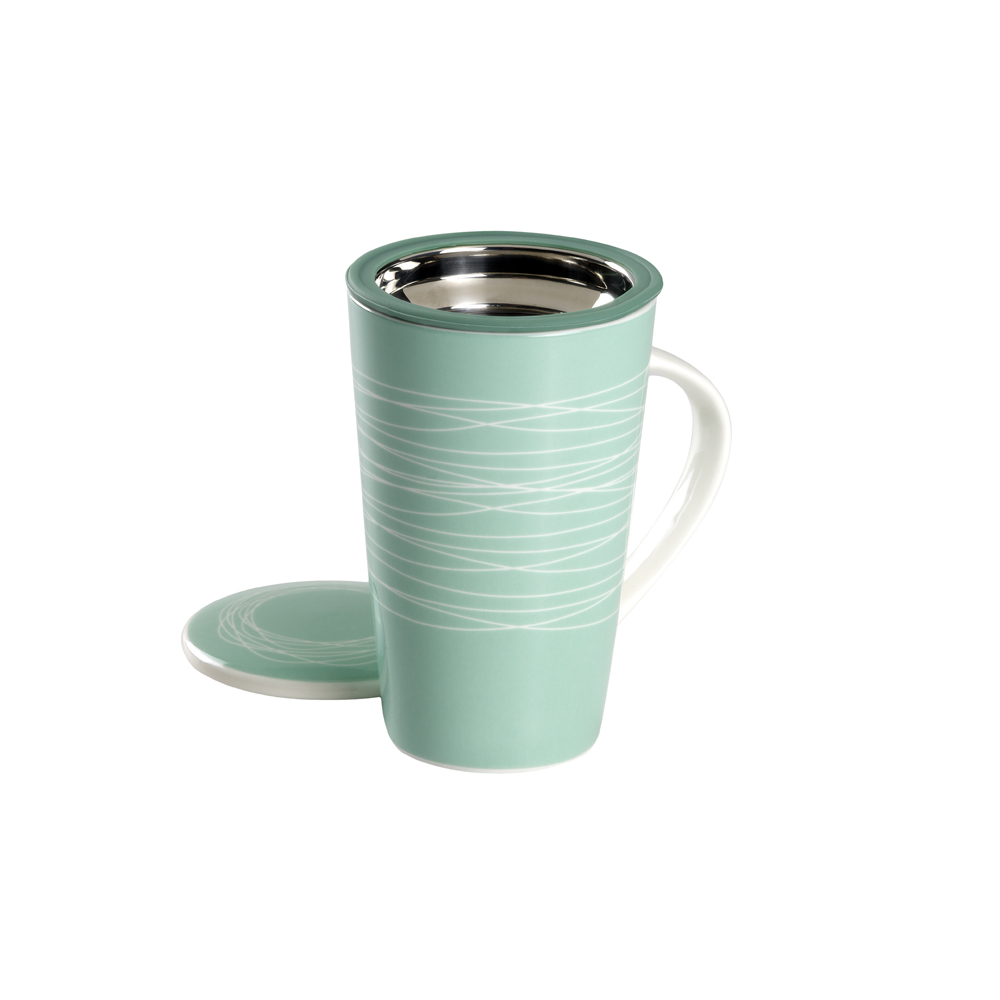 Mug Smart Maldivas. Tazas de porcelana Tea Shop® - Item1