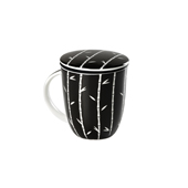 Mug Kalpana Halloween. Porcelain Mugs Tea Shop®