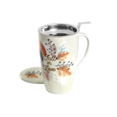 Mug Emmeline Fall in Love. Tazas de porcelana Tea Shop® - Ítem1
