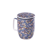 Mug Harmony Japan Grey. Tazas de porcelana Tea Shop®