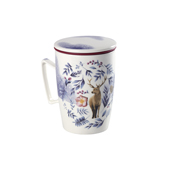 Mug Super Jumbo North Pole Tazas de porcelana Tea Shop® - Ítem