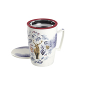 Mug Super Jumbo North Pole Tazas de porcelana Tea Shop® - Ítem1