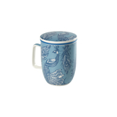 Mug Harmony Exotic Turkey. Tazze in porcellana Tea Shop®