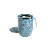 Mug Harmony Exotic Turkey. Tazas de porcelana Tea Shop® - Ítem1
