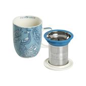 Mug Harmony Exotic Turkey. Tazas de porcelana Tea Shop® - Ítem2