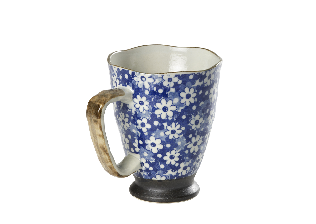 Mug Uki Nekko. Japanese Mugs Tea Shop®