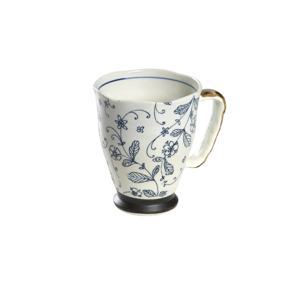 Mug Uki Kuripa. . . Porcelain Mugs. Tea Shop®