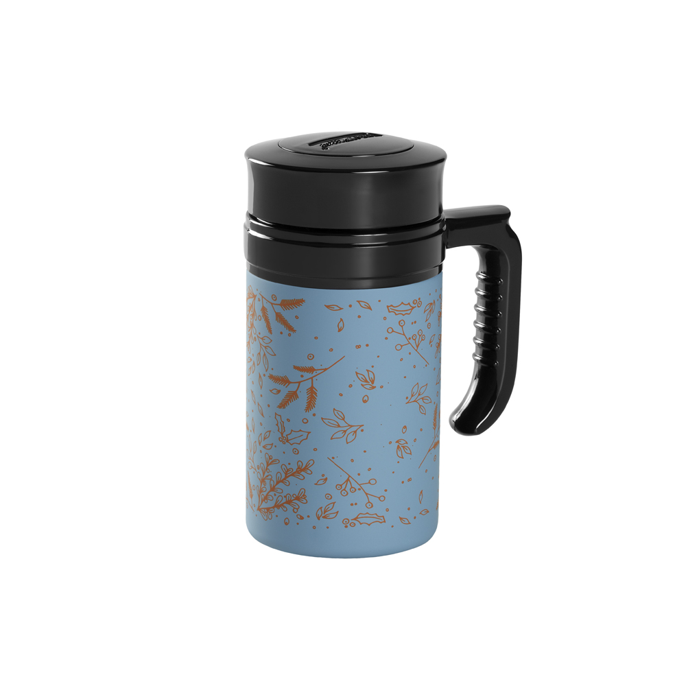 Travel Tea Holly. Thermos. Thermos Without Filter. Tea Shop®