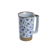 Mug Uki Jumbo Hana. Porcelan Japanese Mugs Tea Shop®
