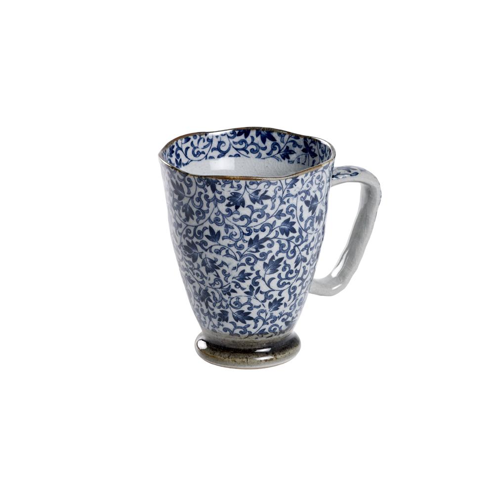 Mug Uki Natsu. Tazas de porcelana