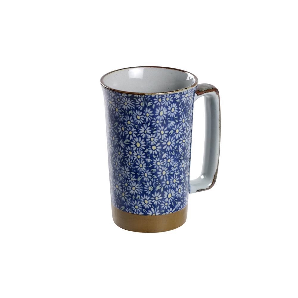 Mug Uki Jumbo Nohara. Tazas de porcelana