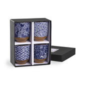 Set vasos Japan Summer. Tazas japonesas