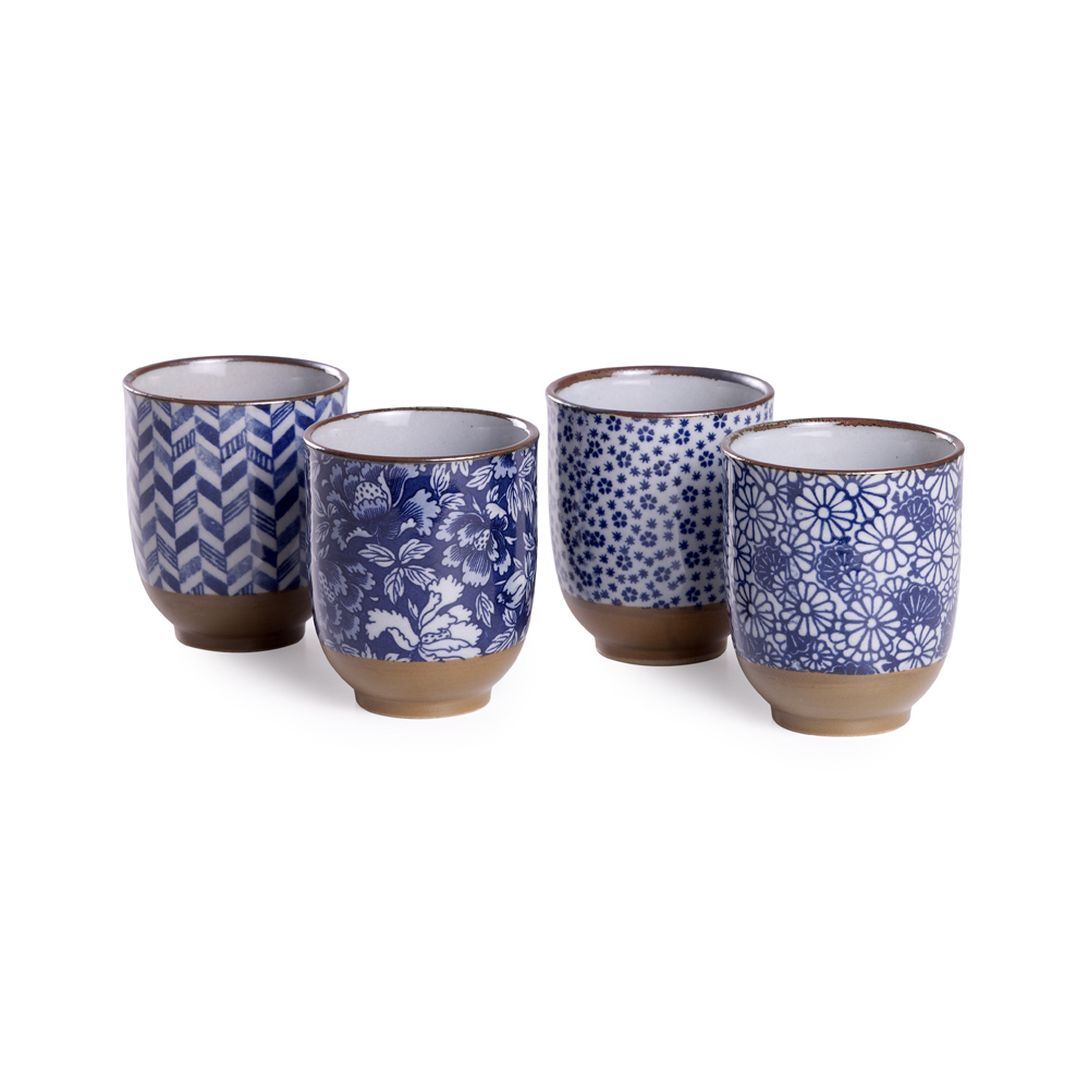 Set vasos Japan Summer. Tazas japonesas - Ítem1