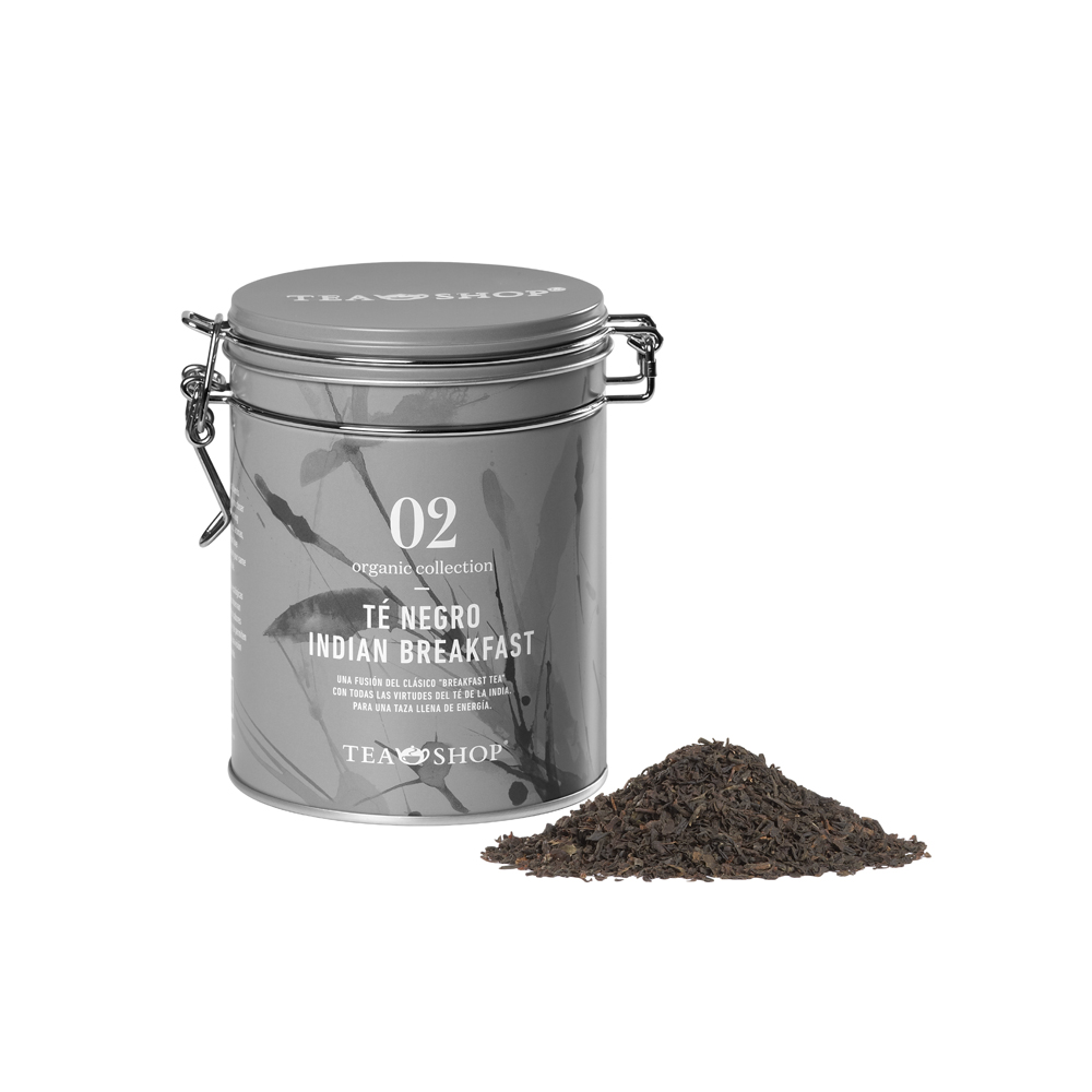 Té Negro Indian Breakfast.Tea Collections,Organic collectionTea Shop®
