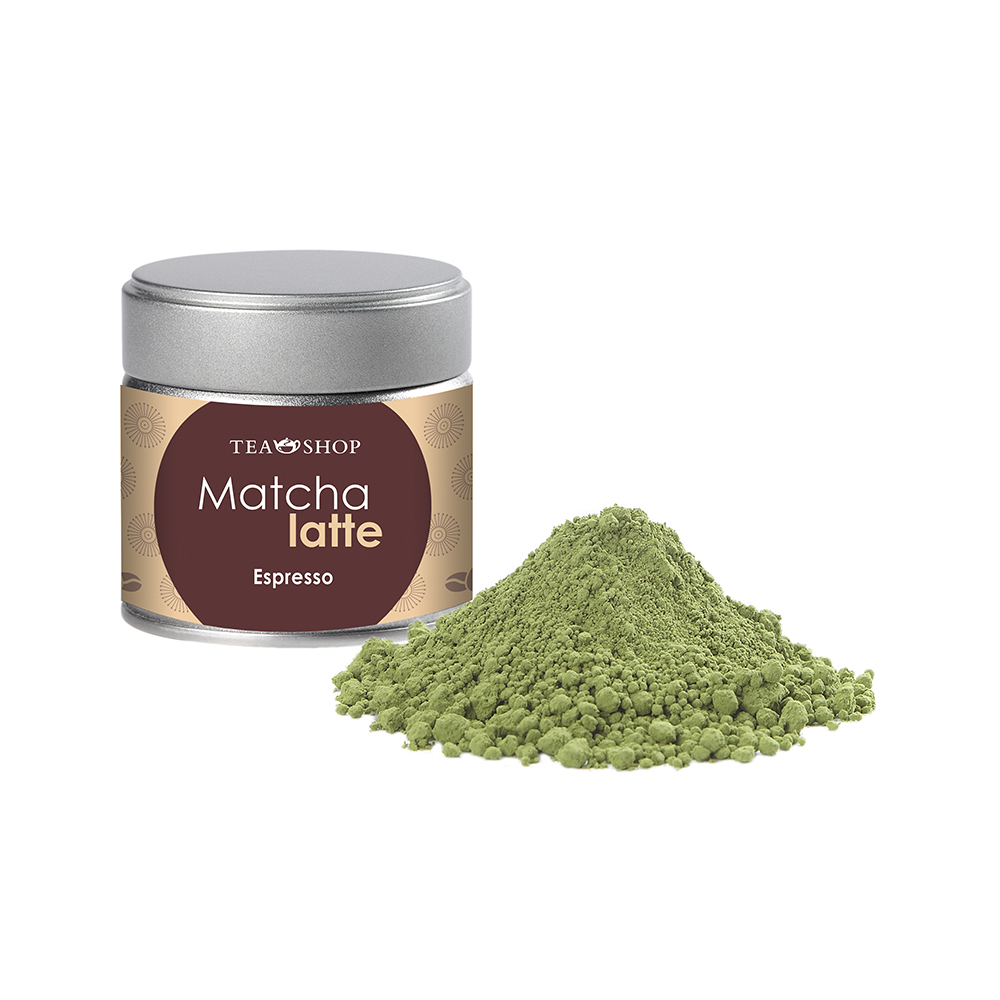 Matcha Latte Espresso_ Té Matcha. Tea Collections. Tés, rooibos e infusiones, , 0Tea Shop®