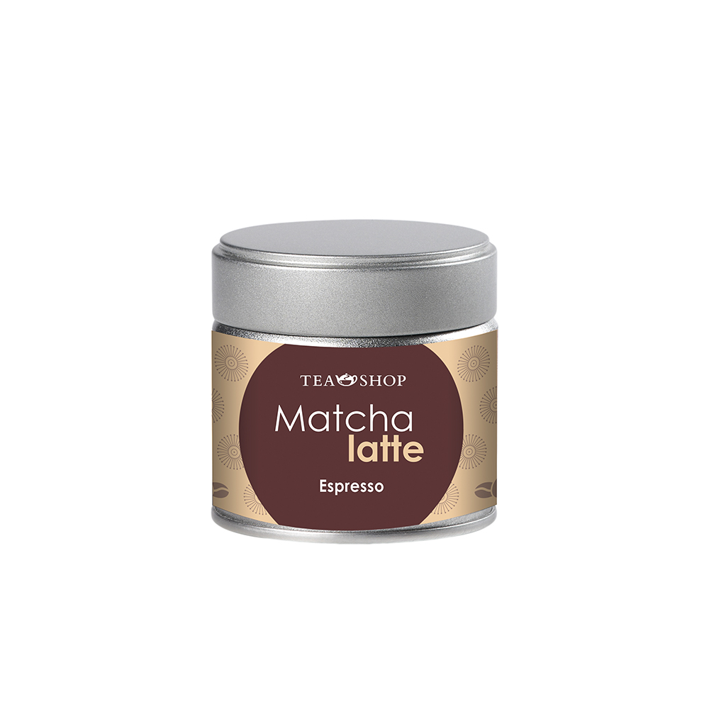 Matcha Latte Espresso_ Té Matcha. Tea Collections. Tés, rooibos e infusiones, , 0Tea Shop® - Ítem1