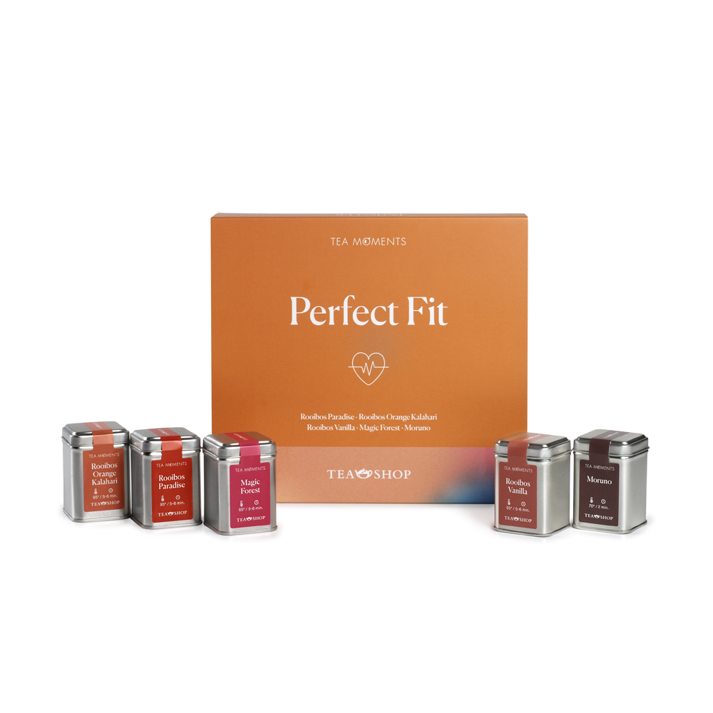 Limited Edition Tea Moments Perfect Fit. Tea Collections. Limited EditionTea Shop®