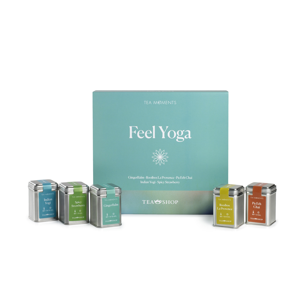 Limited Edition Tea Moments Yoga Feel. Tea Collections,Limited EditionTea Shop®