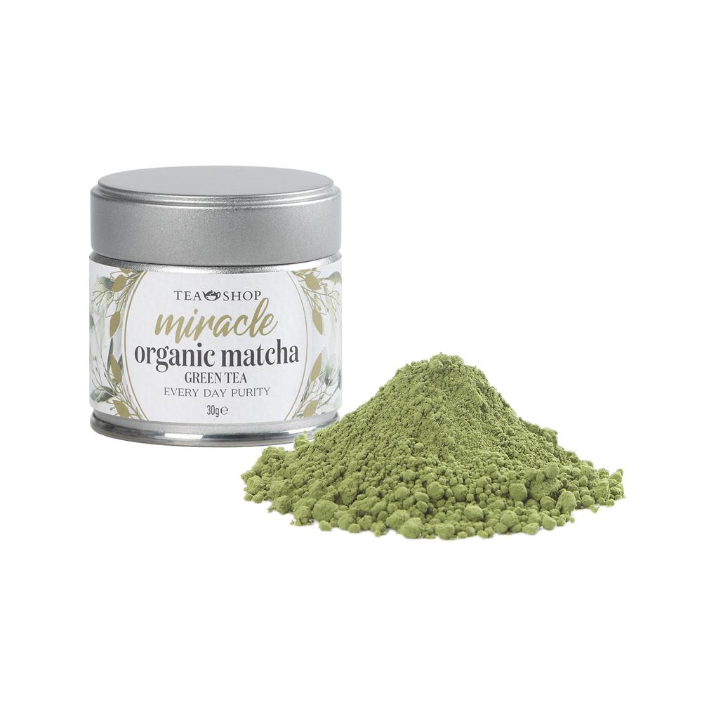 Miracle Organic Matcha. Tea Collections. Teas, rooibos and herbal teas Tea Shop®