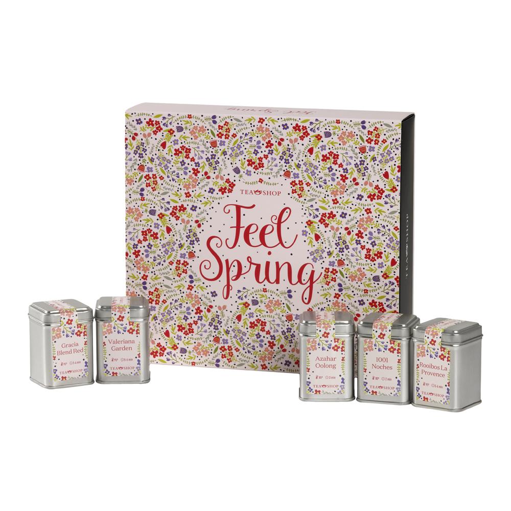 Set Feel Spring. Tea Collections, Essentials Tea Shop®