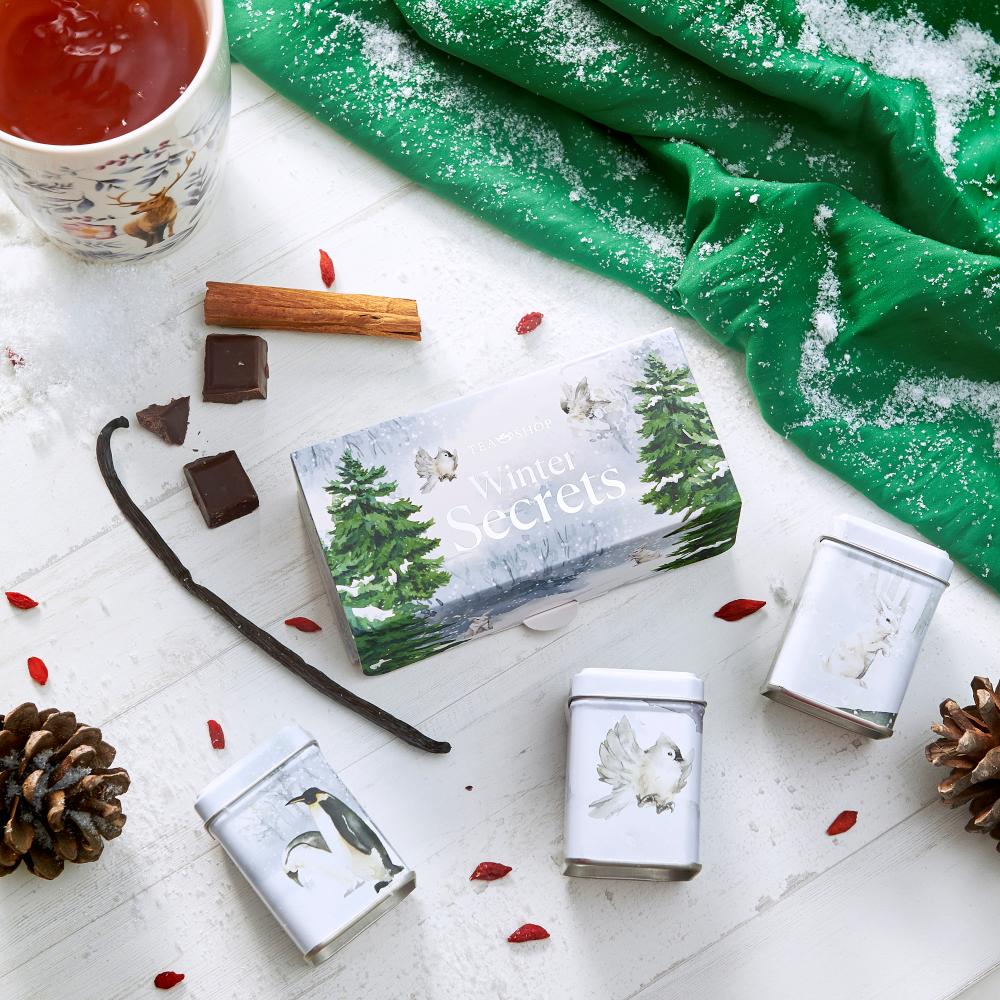 Set Winter Secrets. Tea Collections. Limited EditionTea Shop® - Ítem2
