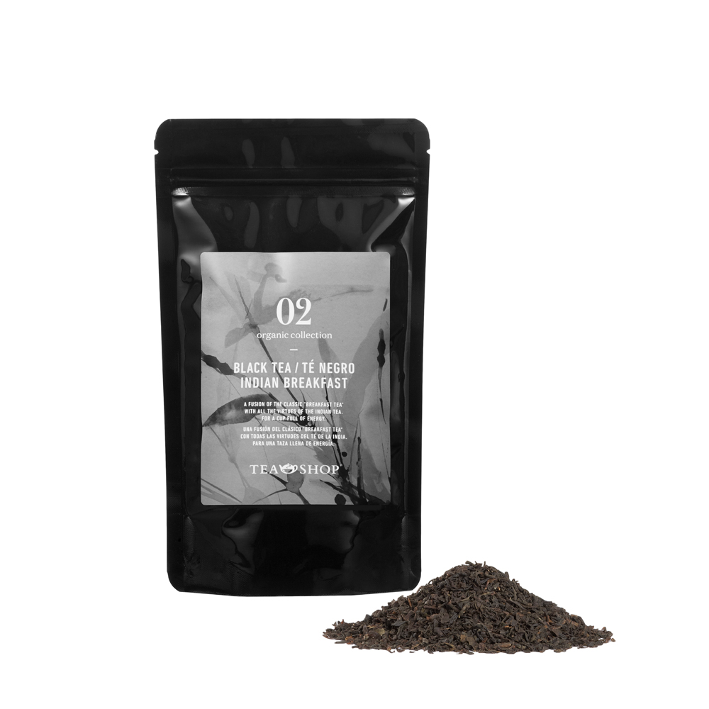 Té Negro Indian Breakfast. . Tea Collections. Organic collectionTea Shop®