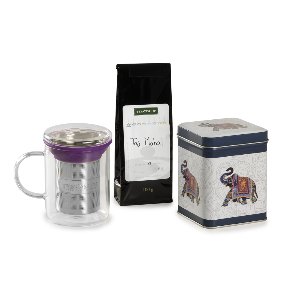 Pack Taj Mahal All in one. Tea Collections,Limited Edition