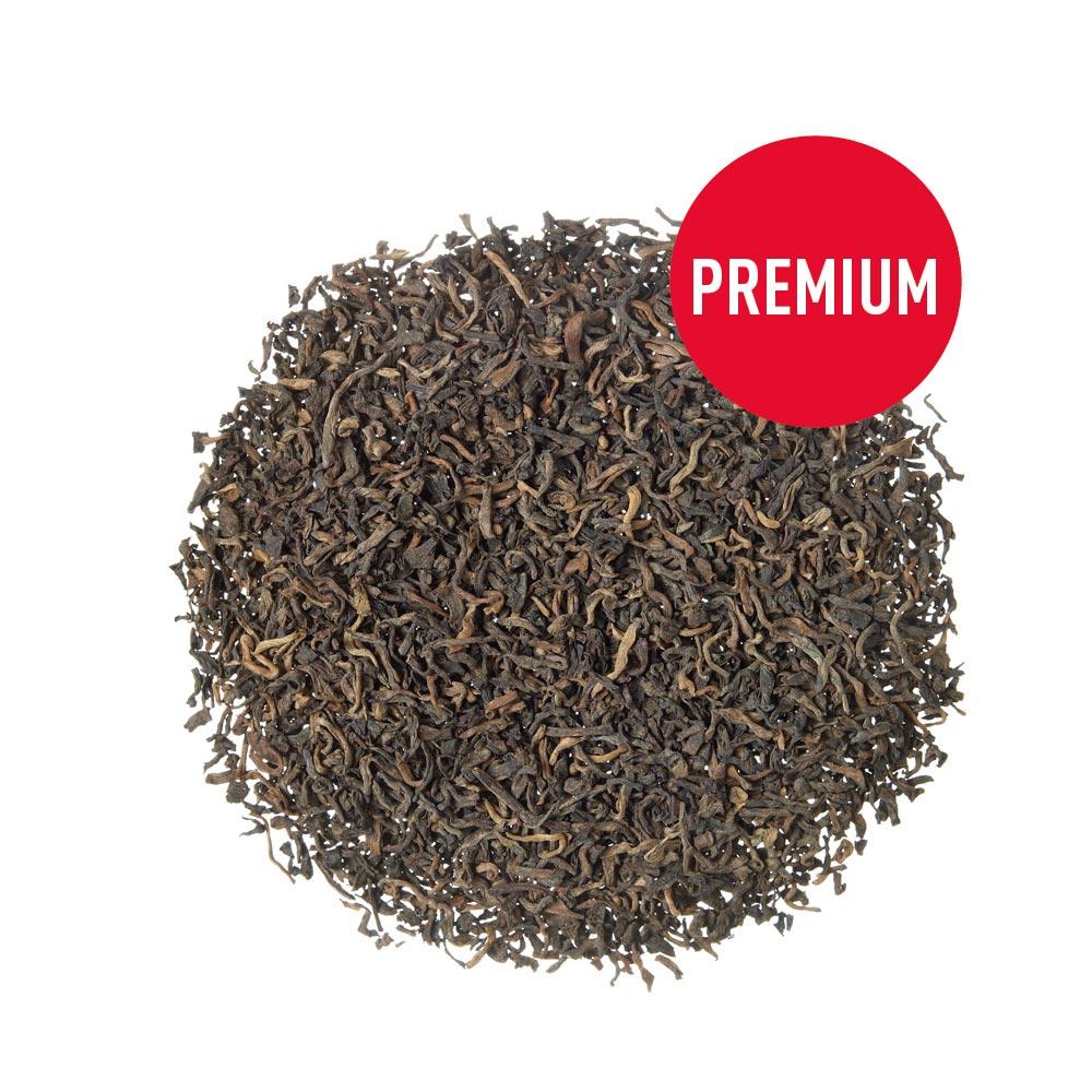 Pu Erh Imperial_ Te vermell (Pu Erh). Tes a granel. Tes, rooibos i infusions, Detox, Xina, Diabètics, Celíacs, Intolerants a Fruits secs, Intolerants a la lactosa, Intolerants a la soja i derivats, Vegans, Nens, Terrejant/Humit, Terrejant/Humit,Tea Shop®