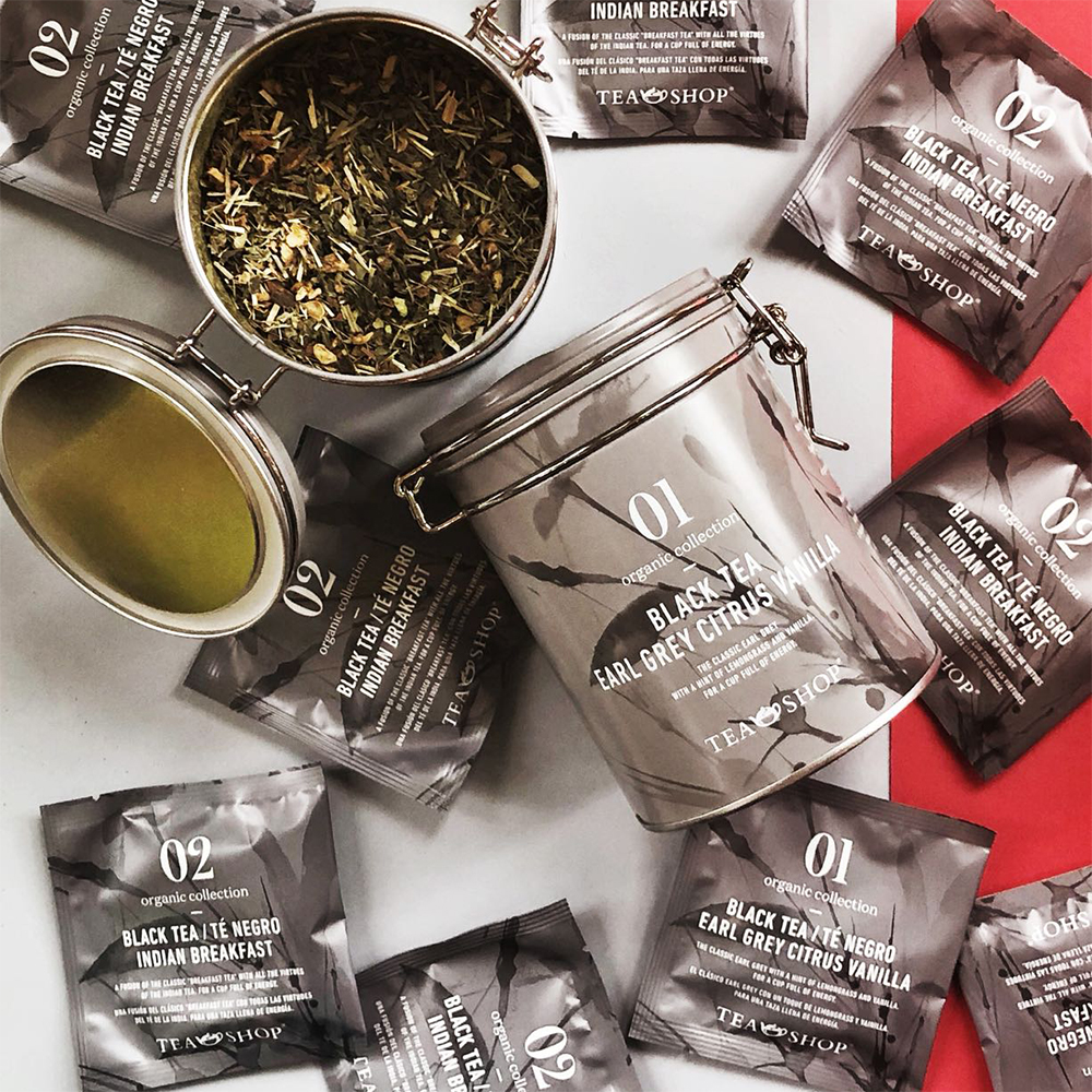 Té Negro Earl Grey Citrus Vainilla.Tea Collections,Organic collectionTea Shop® - Ítem2