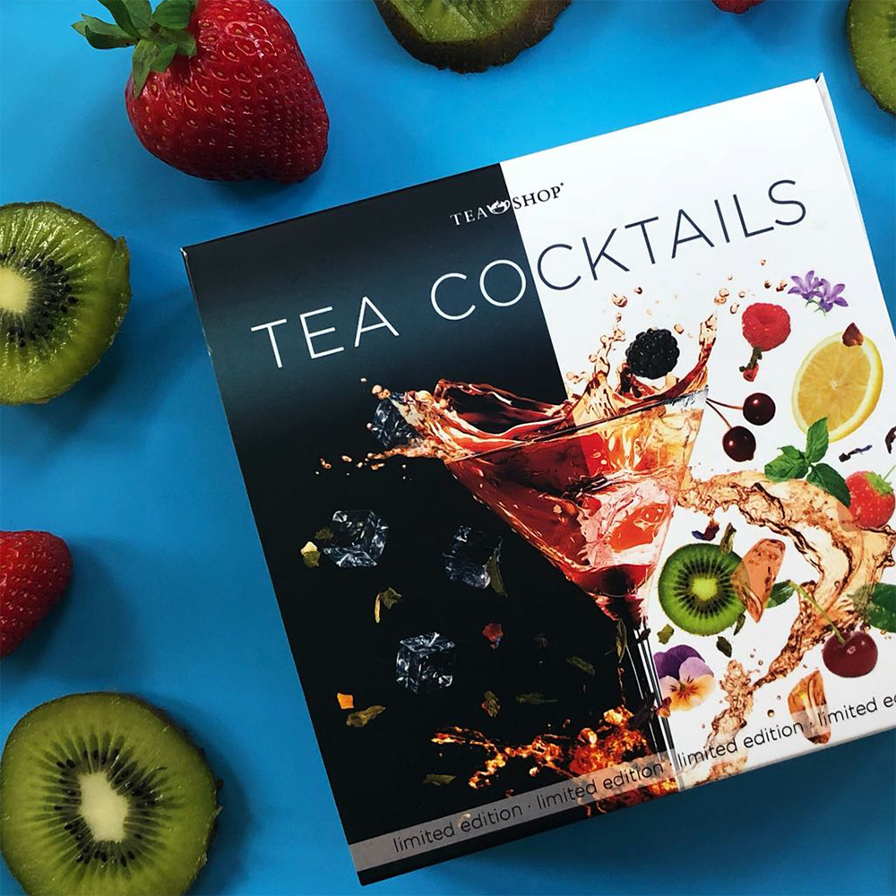 Limited Edition Tea Cocktail. Tea Collections,Limited EditionTea Shop® - Ítem2