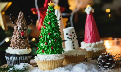 Ideas de recetas para Navidad