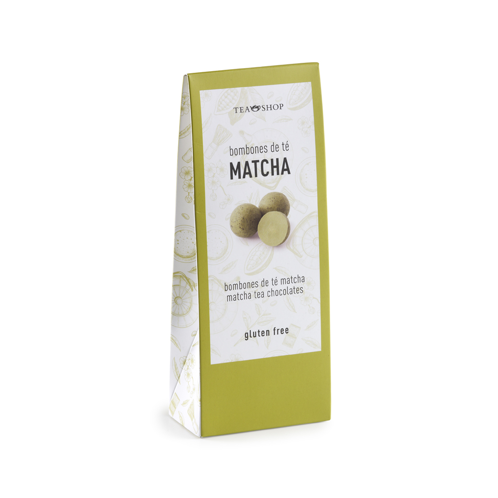 Matcha Bombón. Tea Shop - Item1