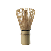 Bamboo whisk. Tea Shop