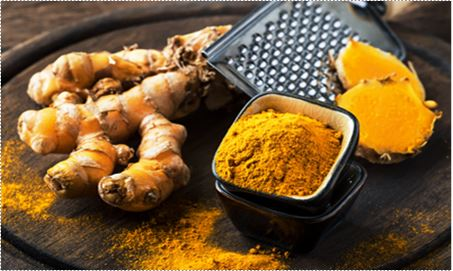 Cúrcuma: propiedades antioxidantes y antiinflamatorias