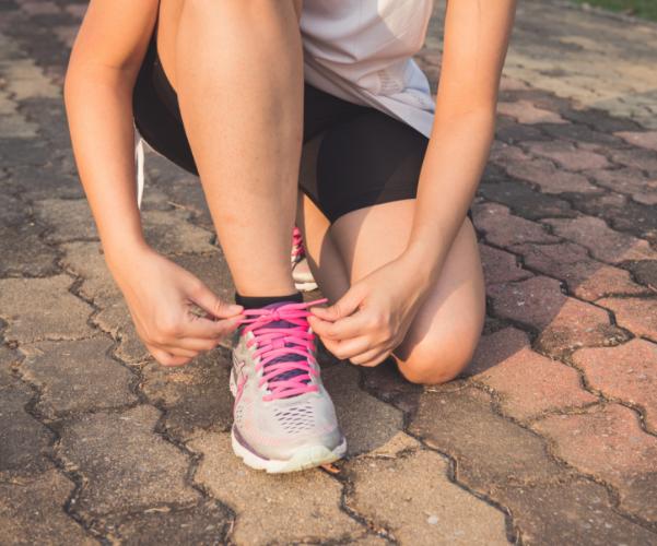 ejercicios al aire libre correr