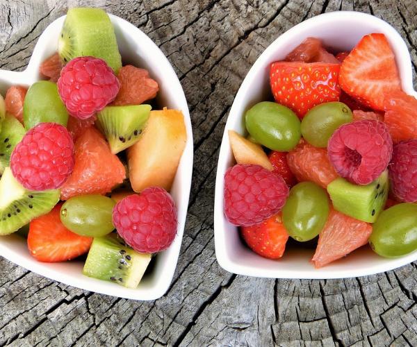 Desayuno en una dieta sana