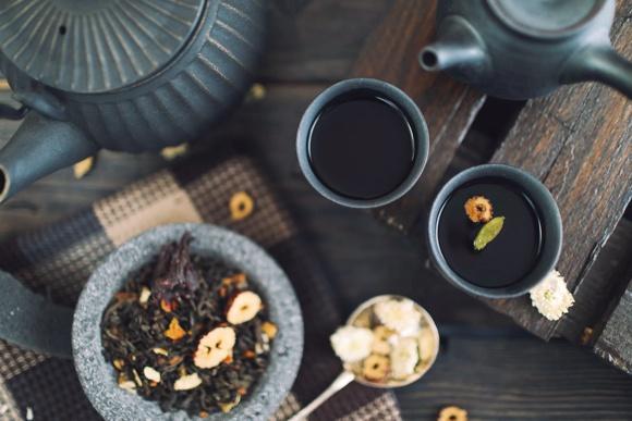 Cómo preparar tu té Oolong (azul)