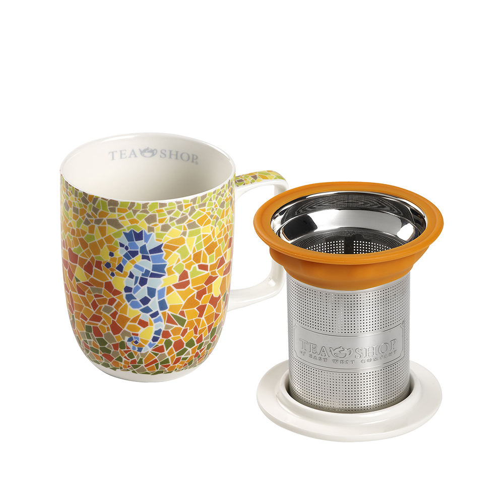 Mug Harmony Caballito. Porcelain MugsTea Shop® - Item1