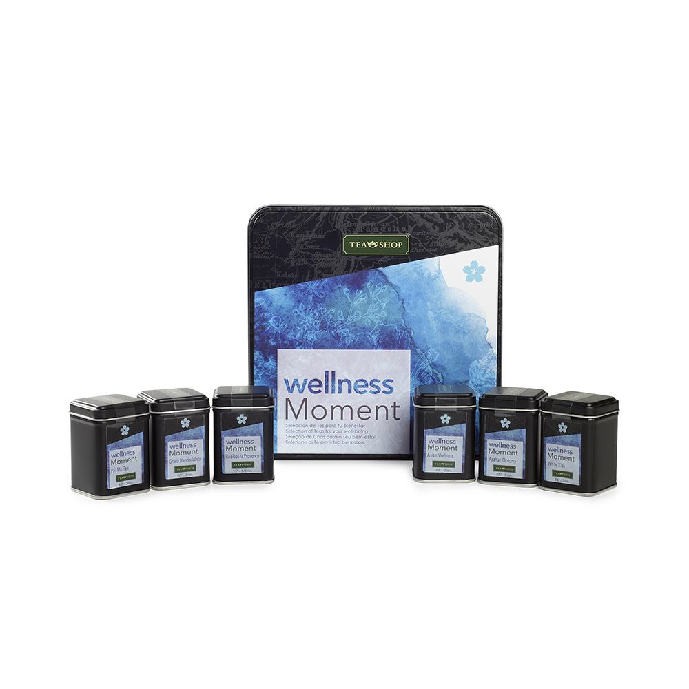 Set Tea Moments Wellness. Tea Collections, Essentials Tea Shop® - Ítem