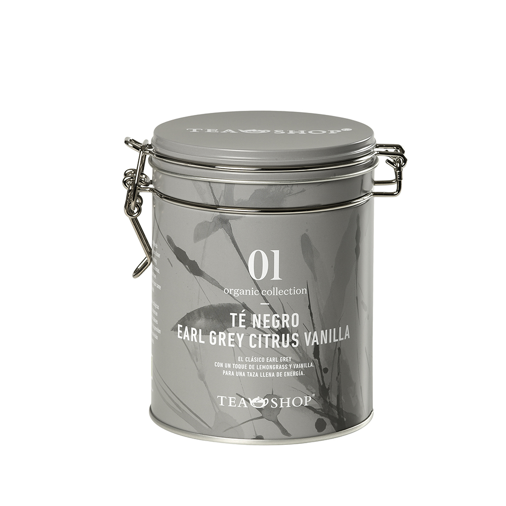 Té Negro Earl Grey Citrus Vainilla.Tea Collections,Organic collectionTea Shop® - Ítem1