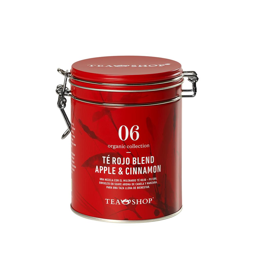 Té Rojo Blend Apple & Cinnamon .Tea Collections,Organic collectionTea Shop® - Ítem1