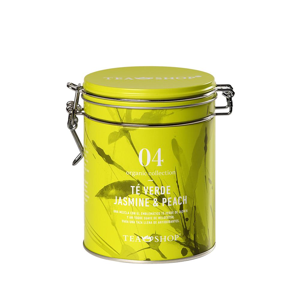 Té Verde Jasmine & Peach .Tea Collections,Organic collectionTea Shop® - Ítem1