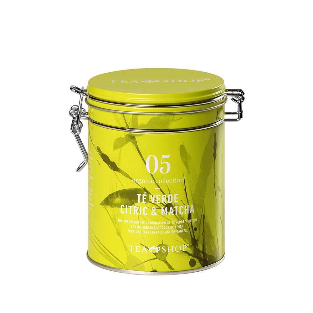 Té Verde Citric & Matcha .Tea Collections,Organic collectionTea Shop® - Ítem1