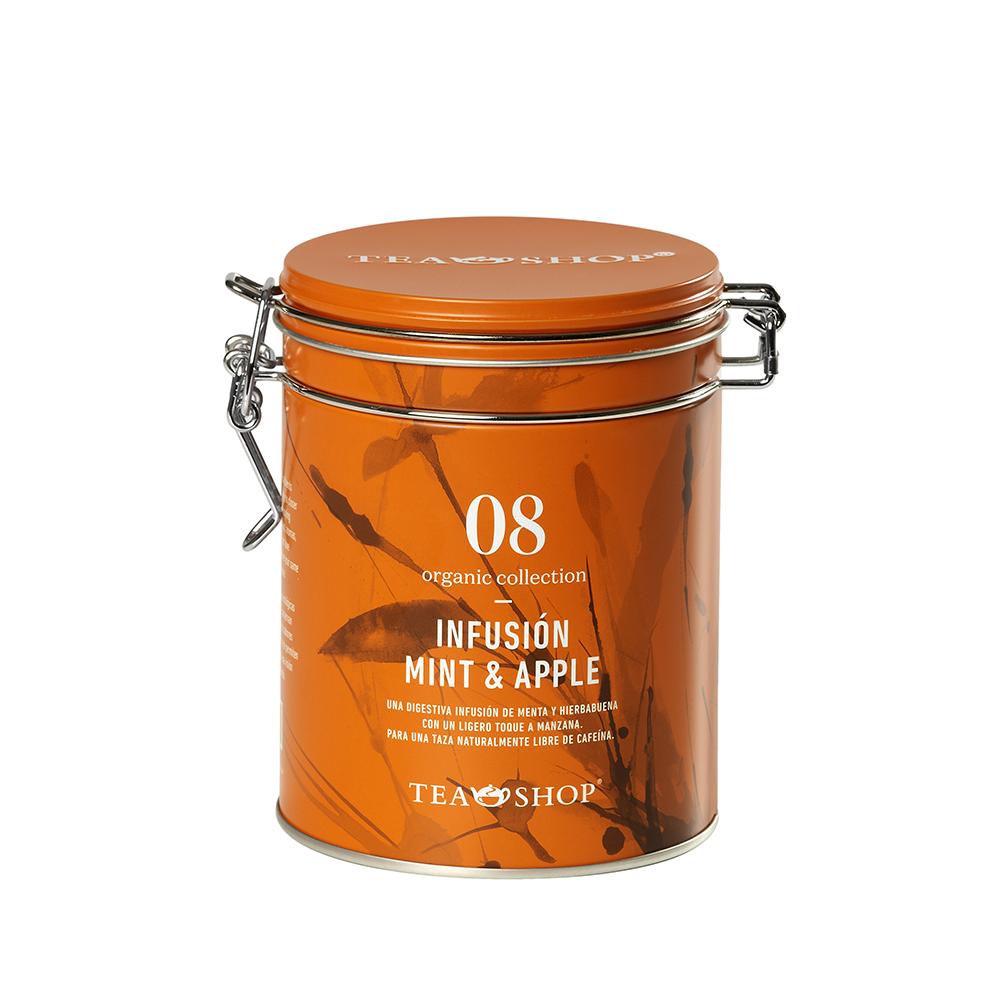 Infusión Mint & Apple.Tea Collections,Organic collectionTea Shop® - Ítem1